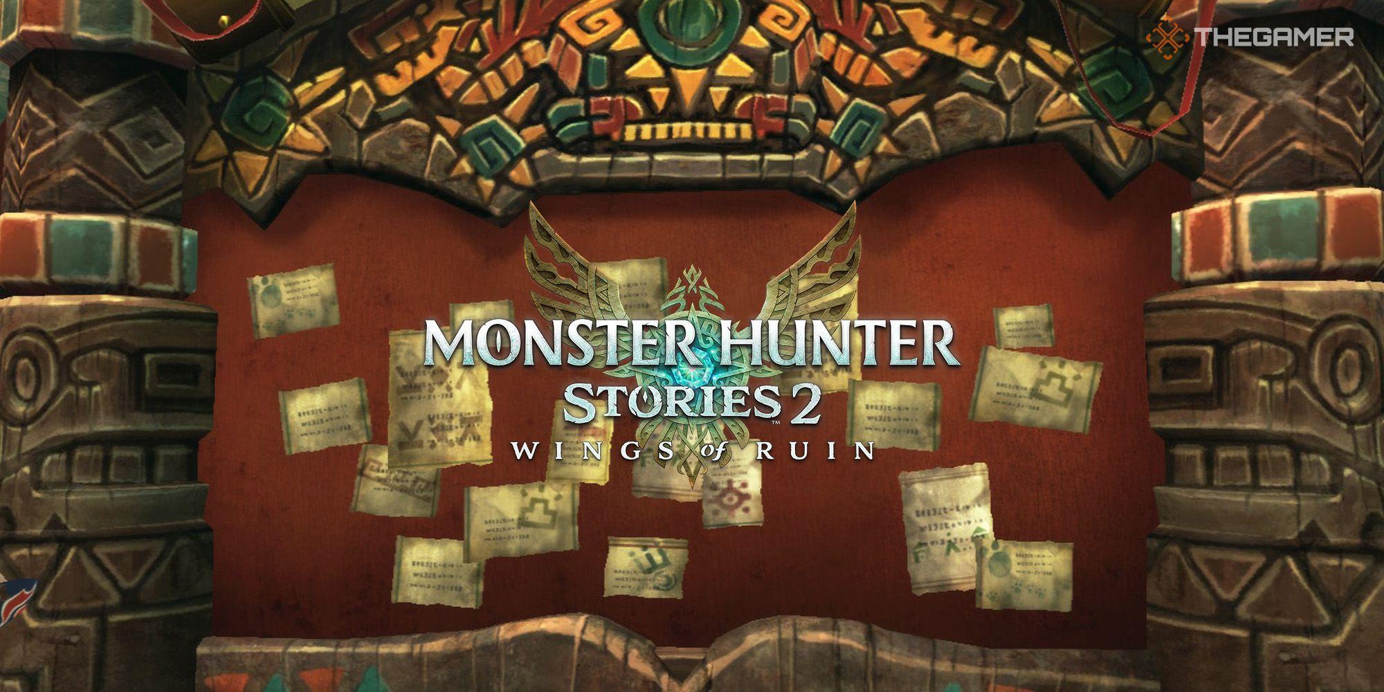 Historias de Monster Hunter 2: Lista completa de misiones secundarias