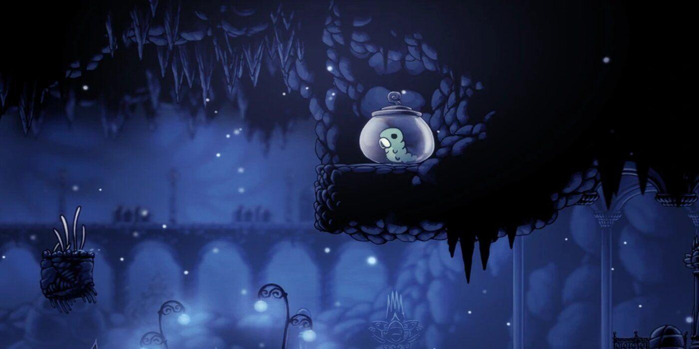 Hollow Knight: todas las recompensas de larvas