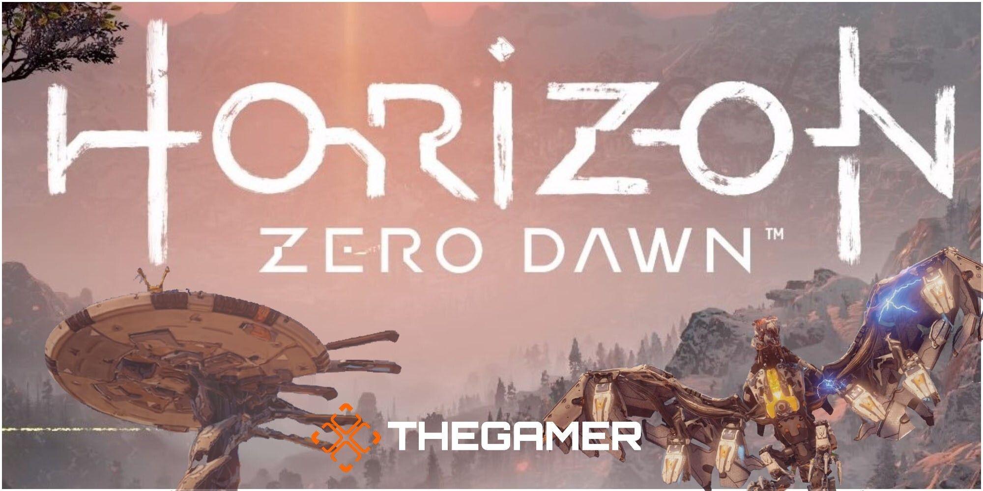 Horizon Zero Dawn: guía completa de todas las máquinas