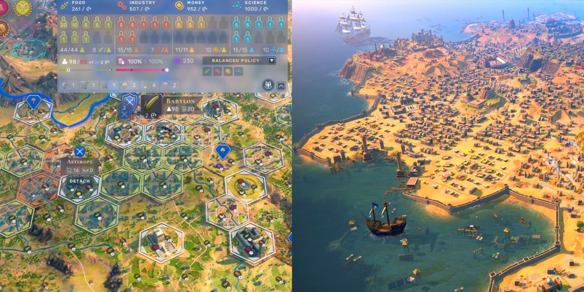 Humankind: City Management Guide