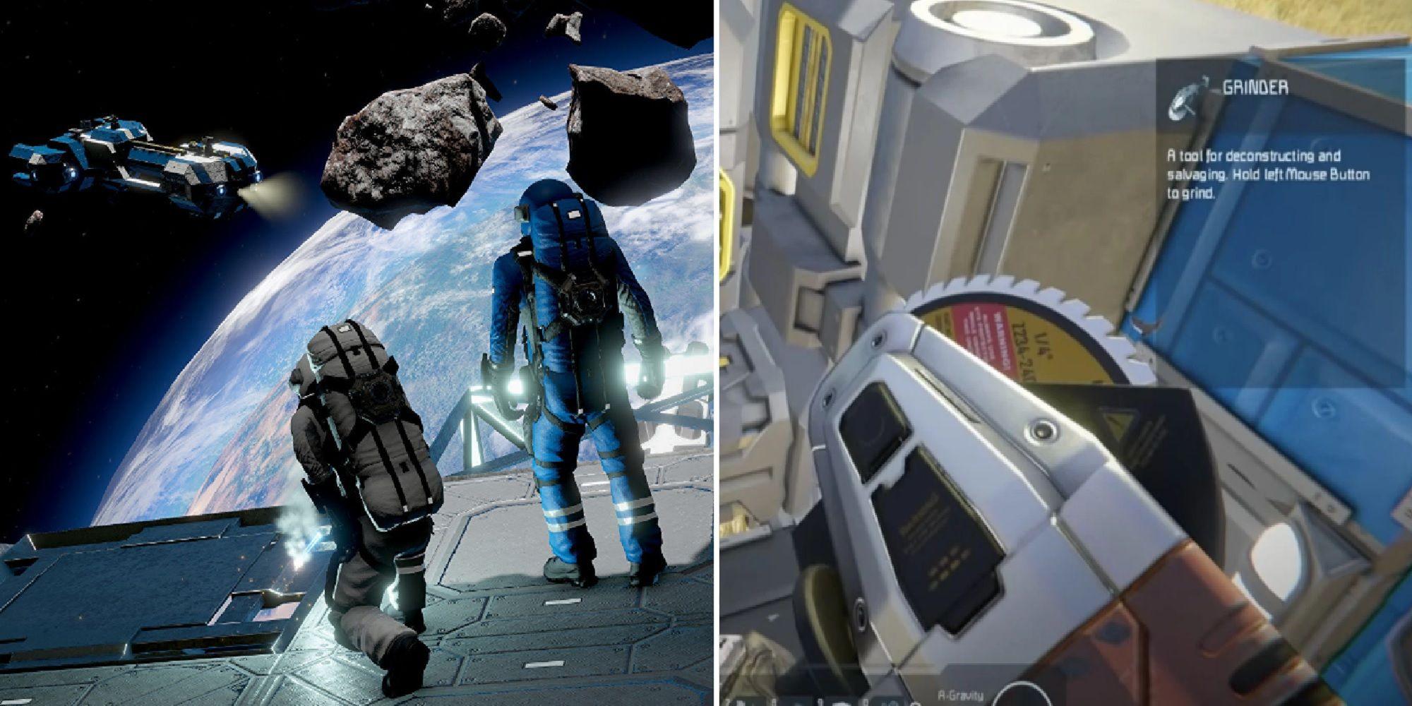 Ingenieros espaciales: todas las herramientas y cómo usarlas