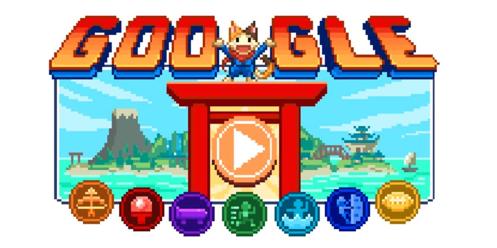 Juegos de campeones de Google Doodle Island: cómo ganar todos los eventos
