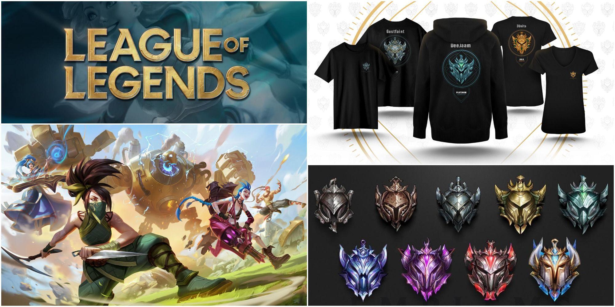 League Of Legends: cómo funciona el sistema de clasificación