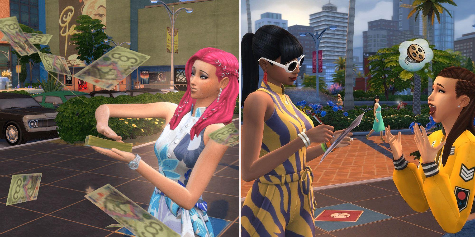 Los Sims 4 se vuelven famosos: todo lo que necesitas saber sobre la fama