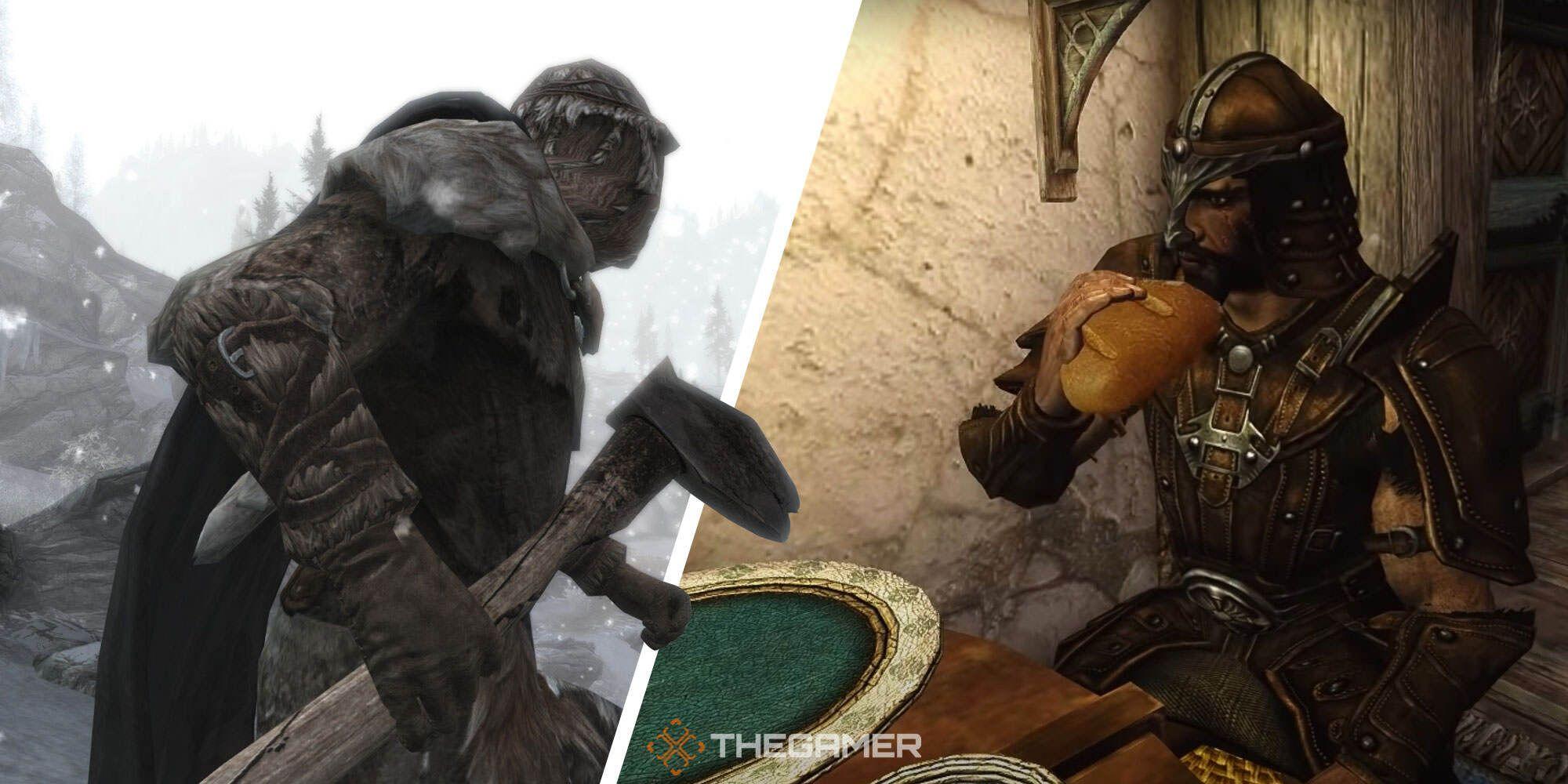 Los mejores mods de Skyrim en Xbox