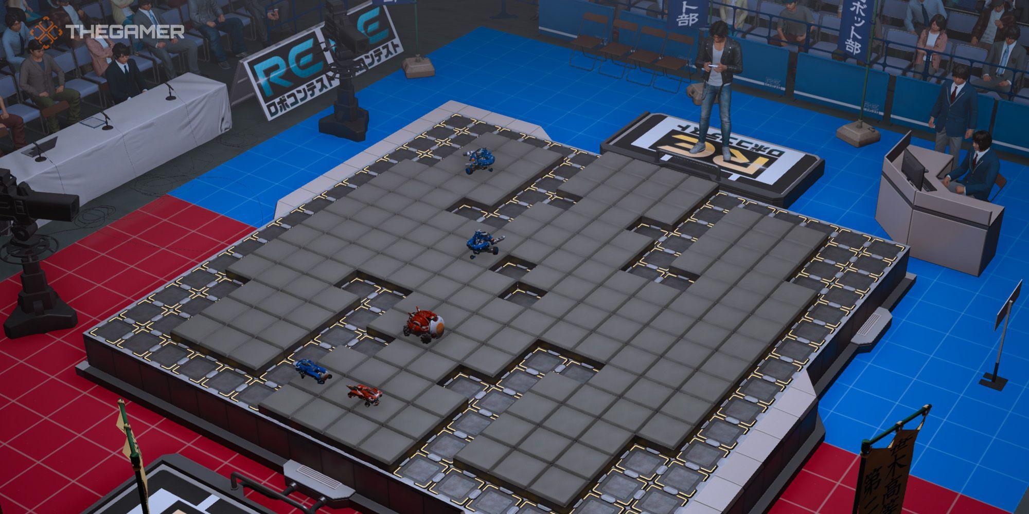 Juicio perdido: consejos del club de robótica