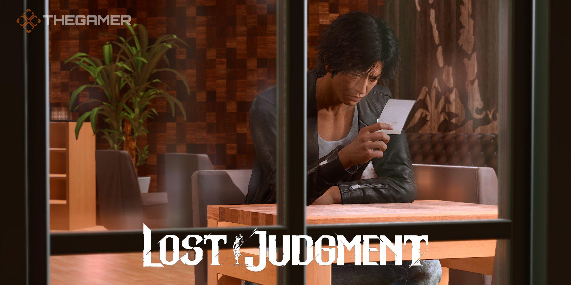 Juicio perdido: tutorial del capítulo tres