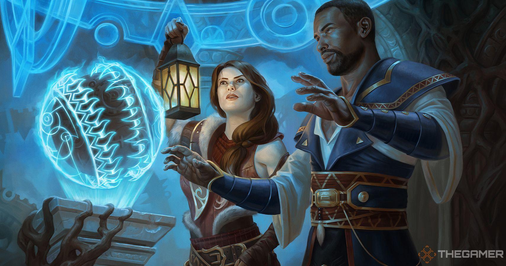 Magic The Gathering: ¿Qué es investigar?