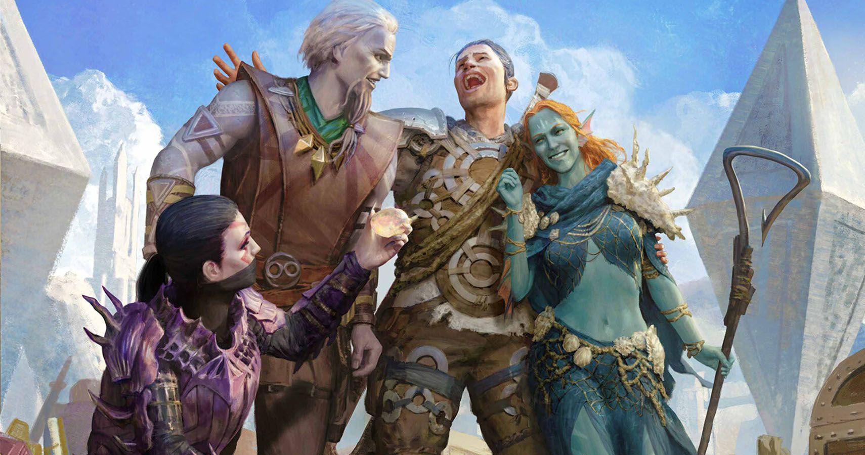 Magic The Gathering: ¿Qué es la fiesta?
