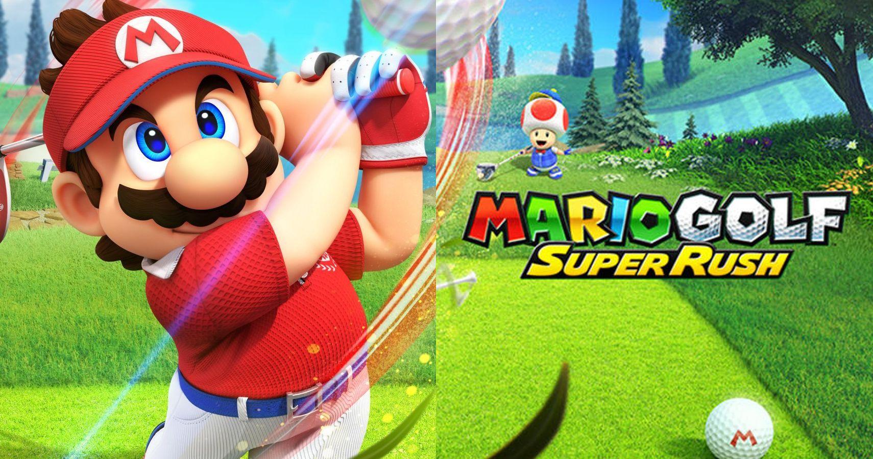 Mario Golf Super Rush: 7 consejos para principiantes que le ayudarán a mejorar las puntuaciones de sus hoyos
