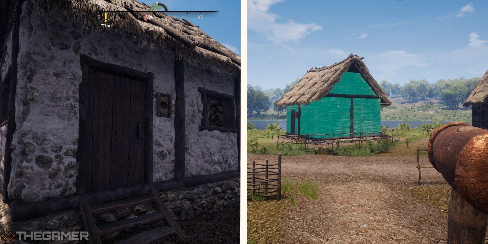 Dinastía medieval: cómo actualizar edificios