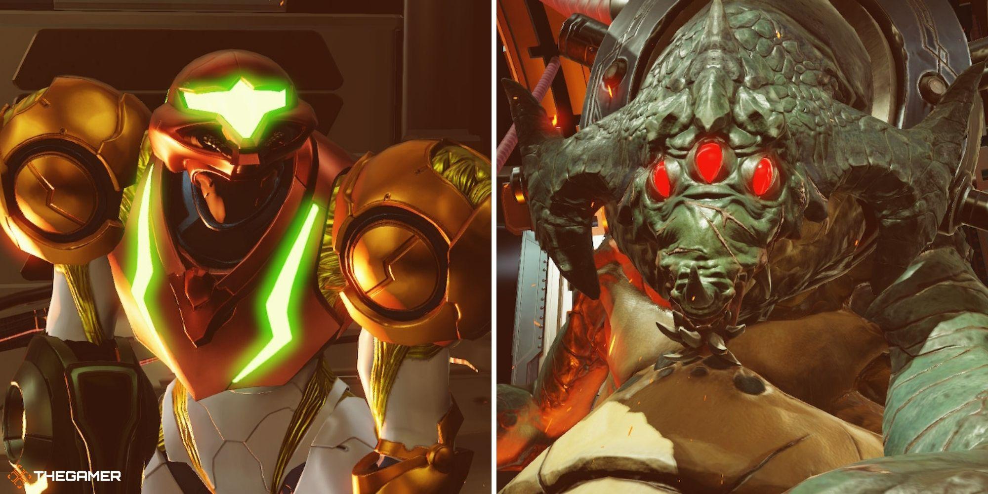 Metroid Dread: Cómo vencer a Kraid