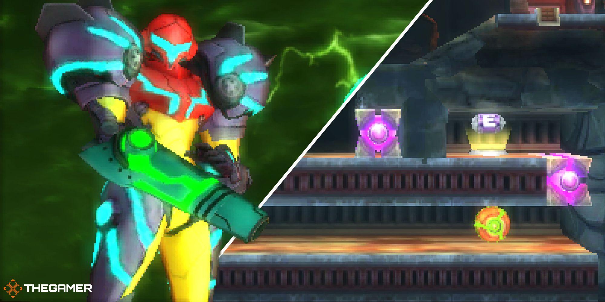 Metroid Samus Returns: Ubicaciones de tanques de energía