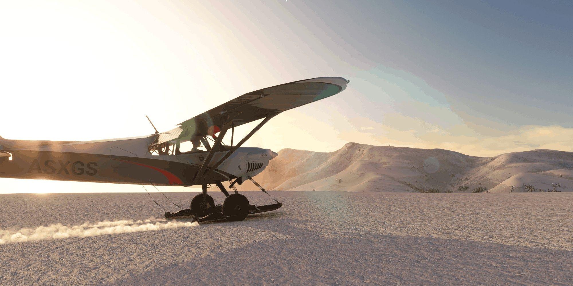 Microsoft Flight Simulator: Cómo invertir la cámara