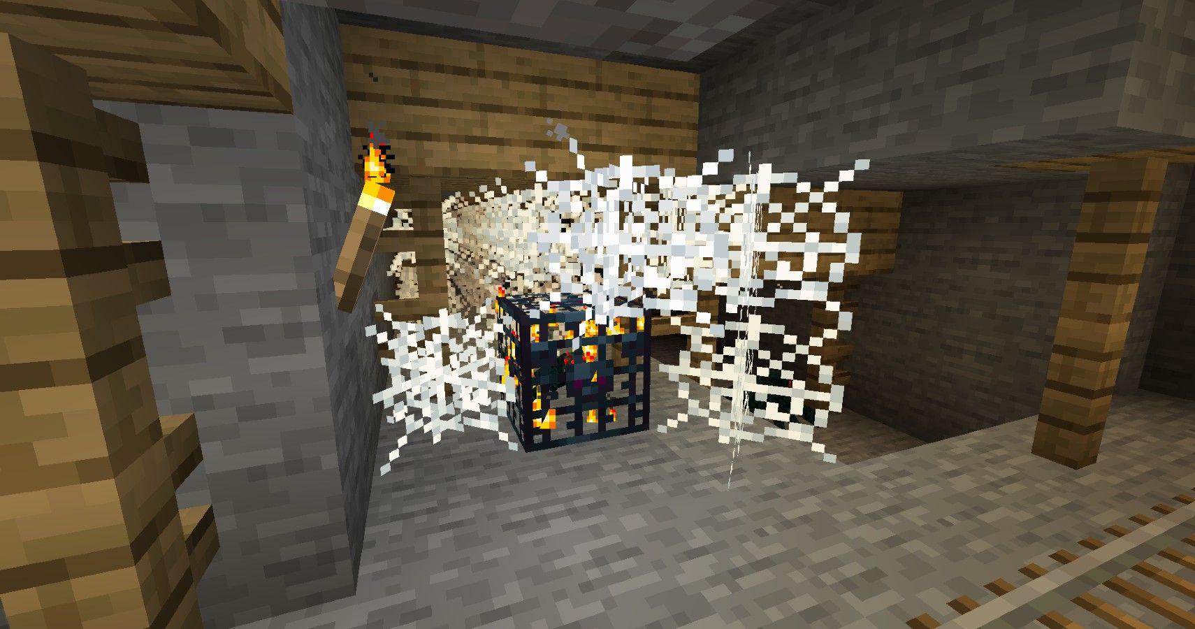 Minecraft: Cómo hacer una granja de XP con un generador de arañas