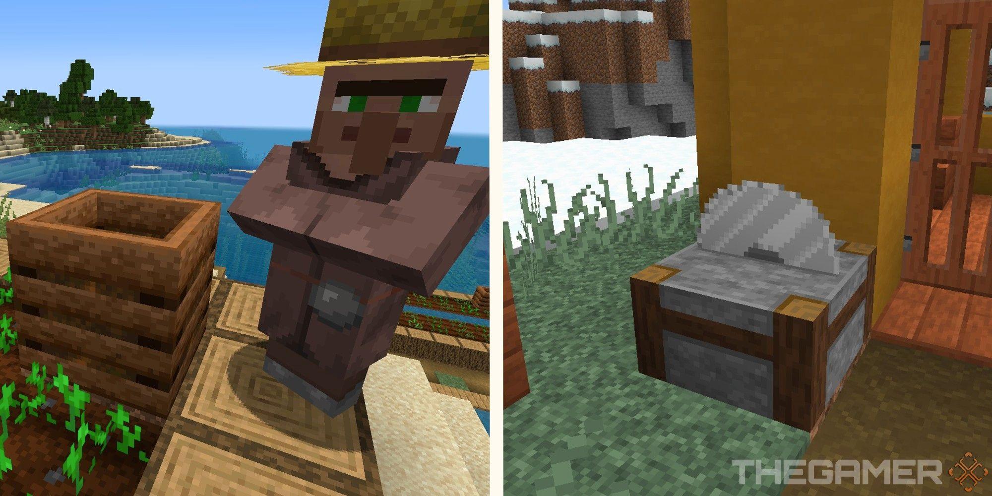 Minecraft: cada bloque del lugar de trabajo y lo que hacen