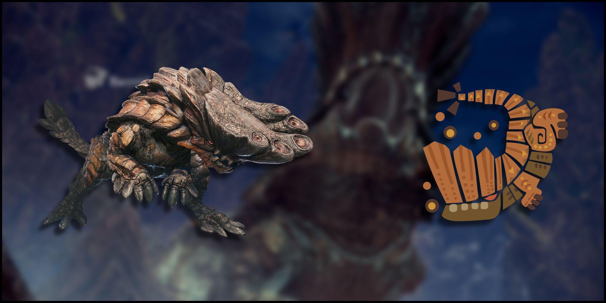 Monster Hunter World: Cómo derrotar a Barroth