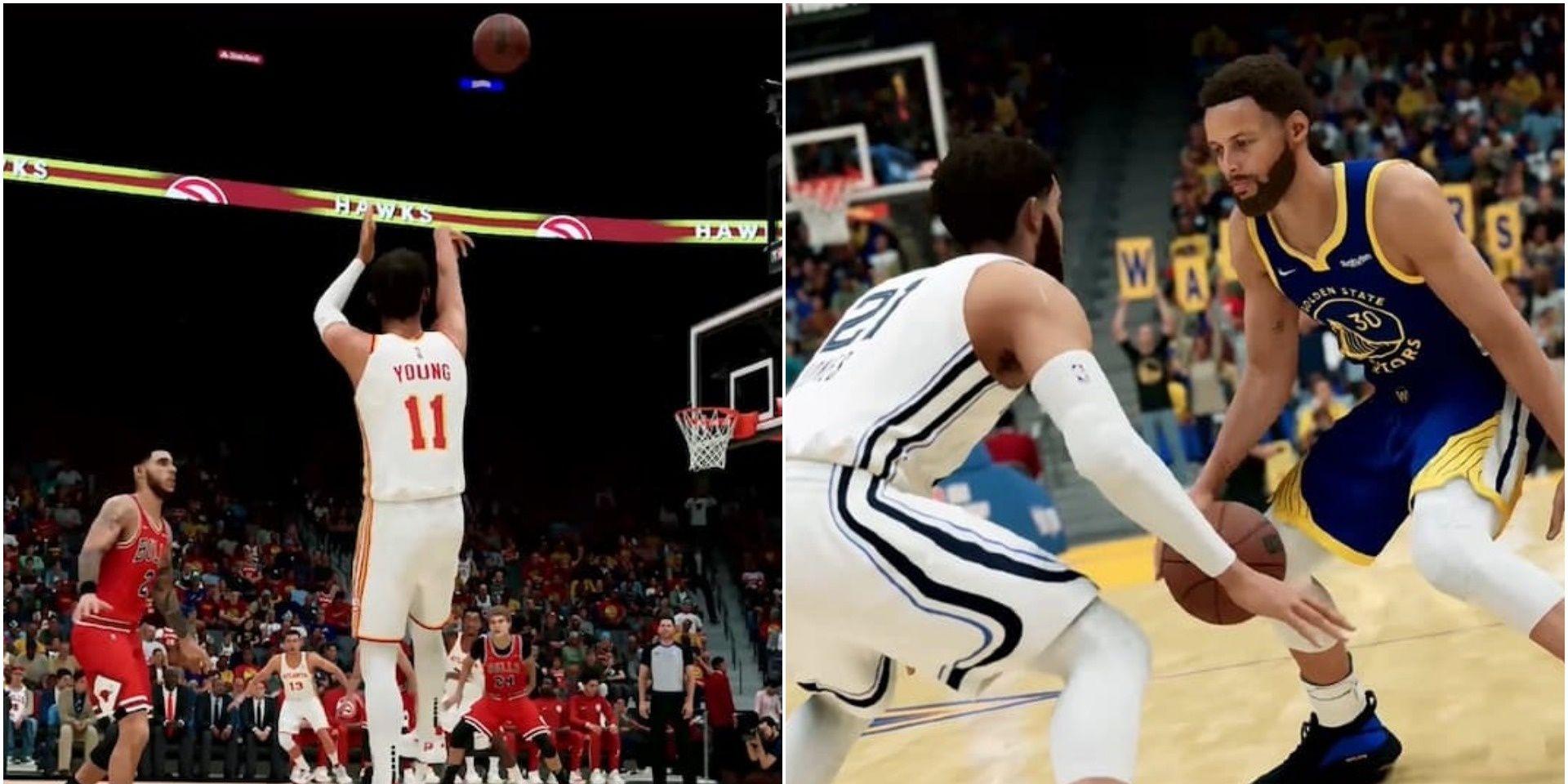 NBA 2K22: Los mayores cambios en la jugabilidad