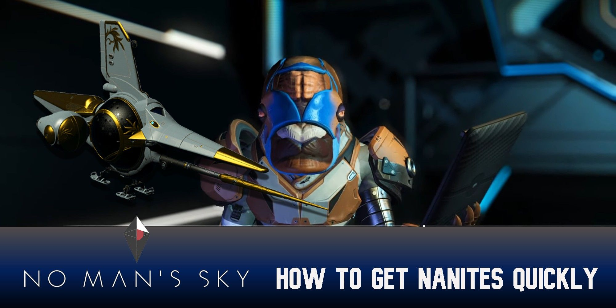 No Man's Sky: cómo obtener nanites rápidamente