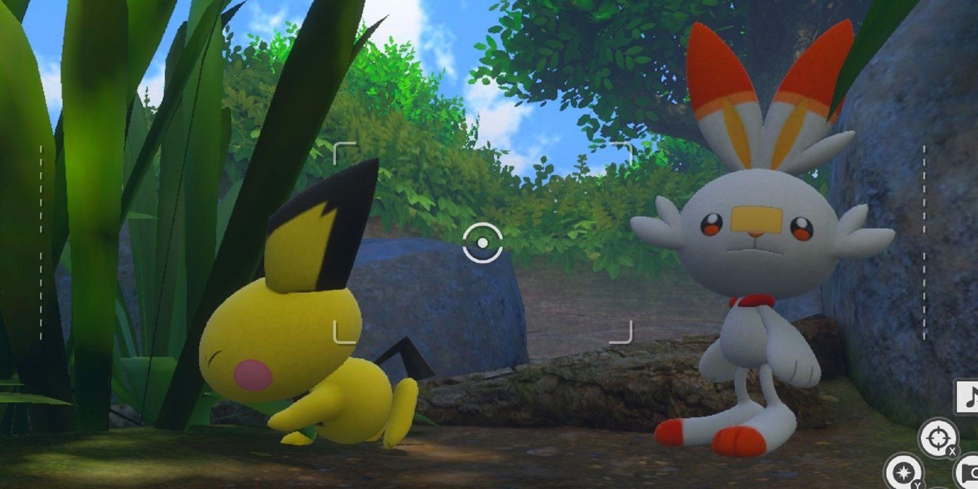 Nuevo complemento de Pokémon: cómo encogerse y entrar en la etapa secreta del camino lateral