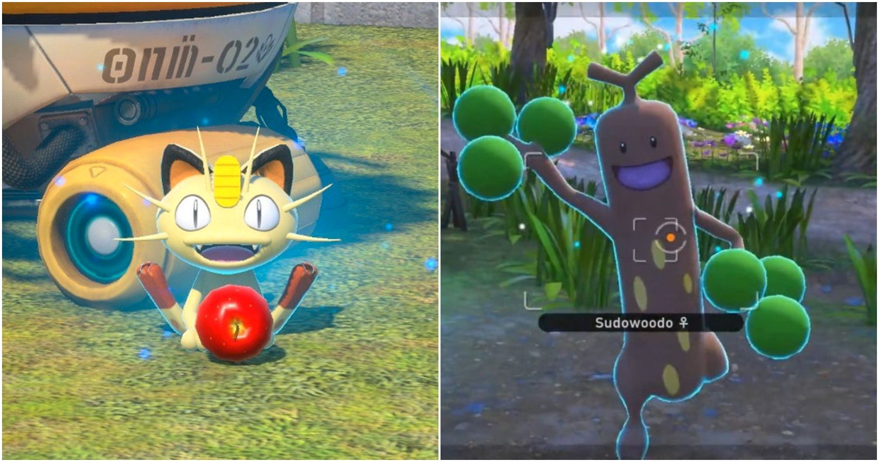 Nuevo complemento de Pokémon: todos los Pokémon del campo de investigación