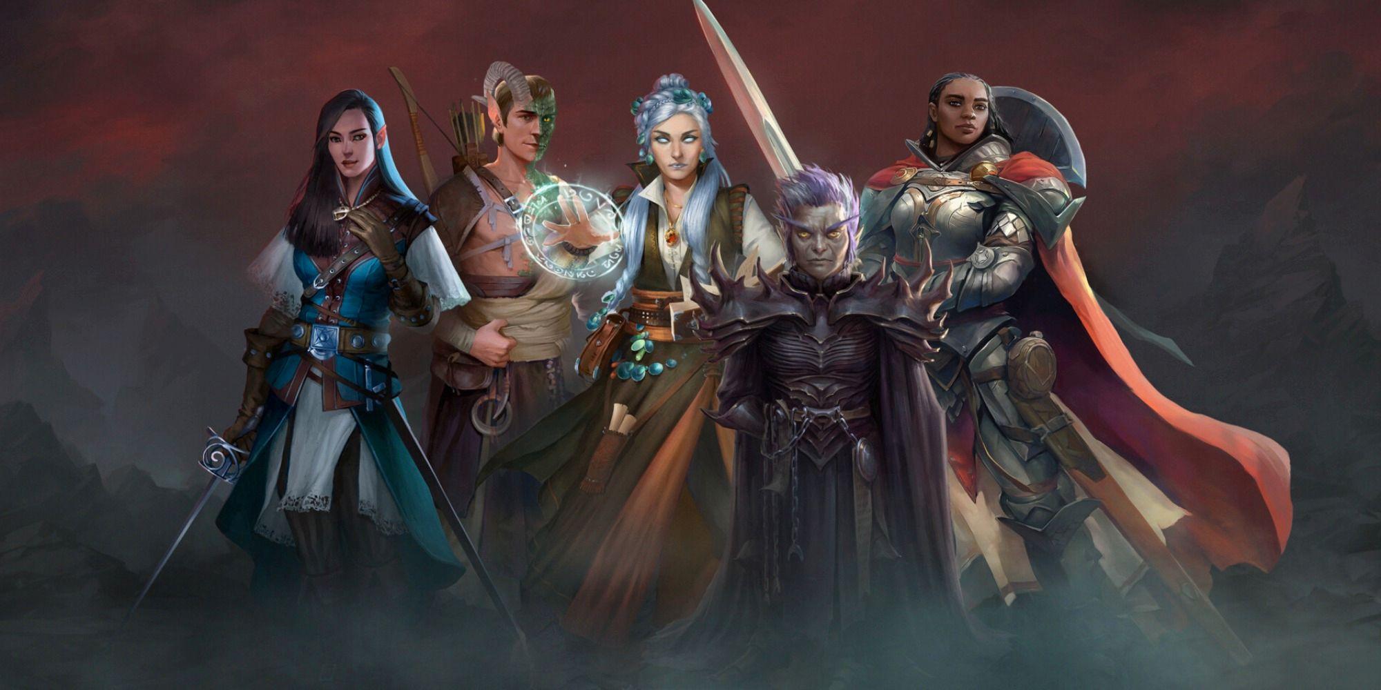 Pathfinder: Wrath of the Righteous - Cómo reclutar a todos los compañeros