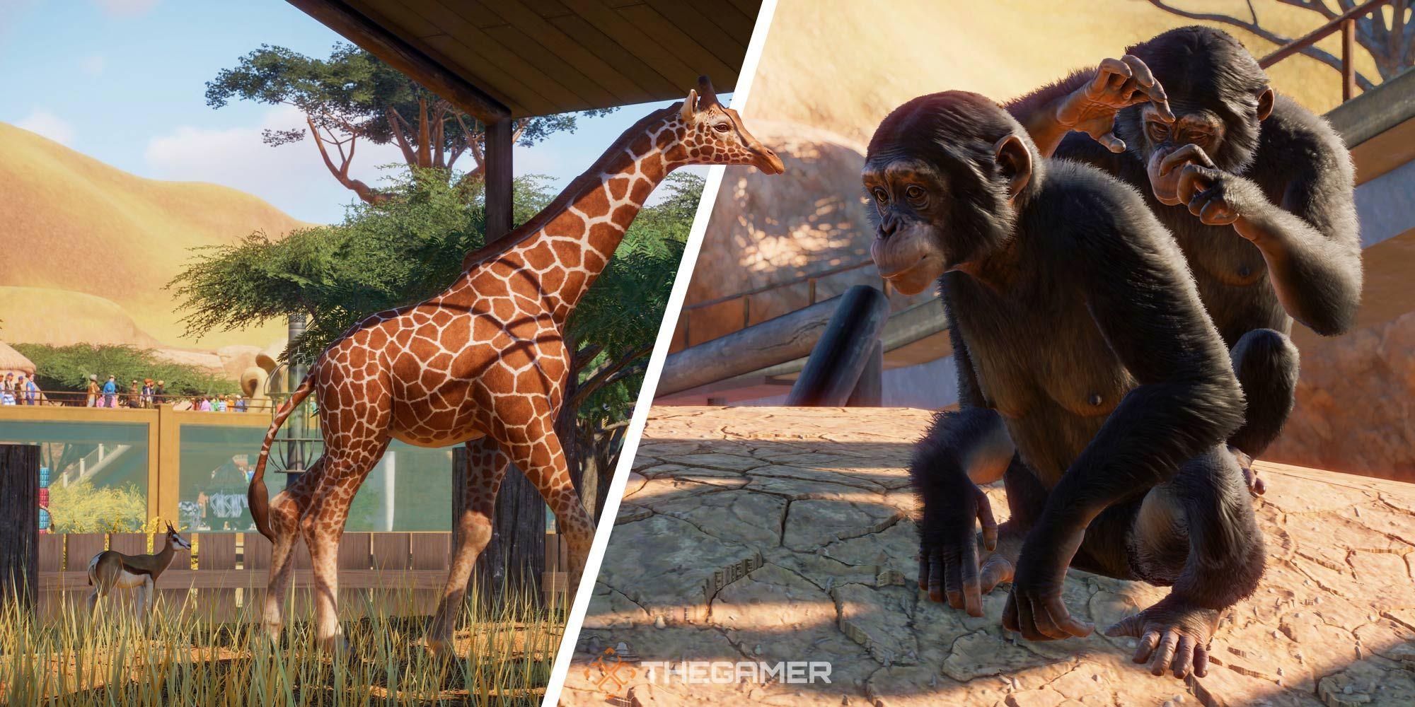 Planet Zoo: Cómo instalar y usar mods