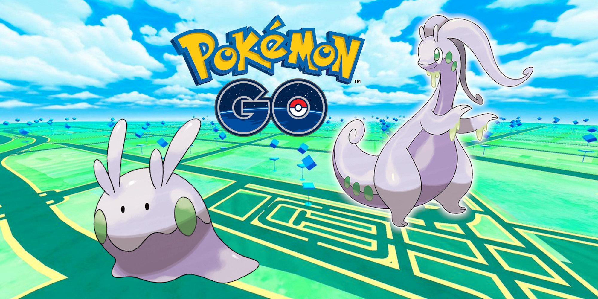 Pokemon GO: Cómo evolucionar a Goomy en Sliggoo y Goodra