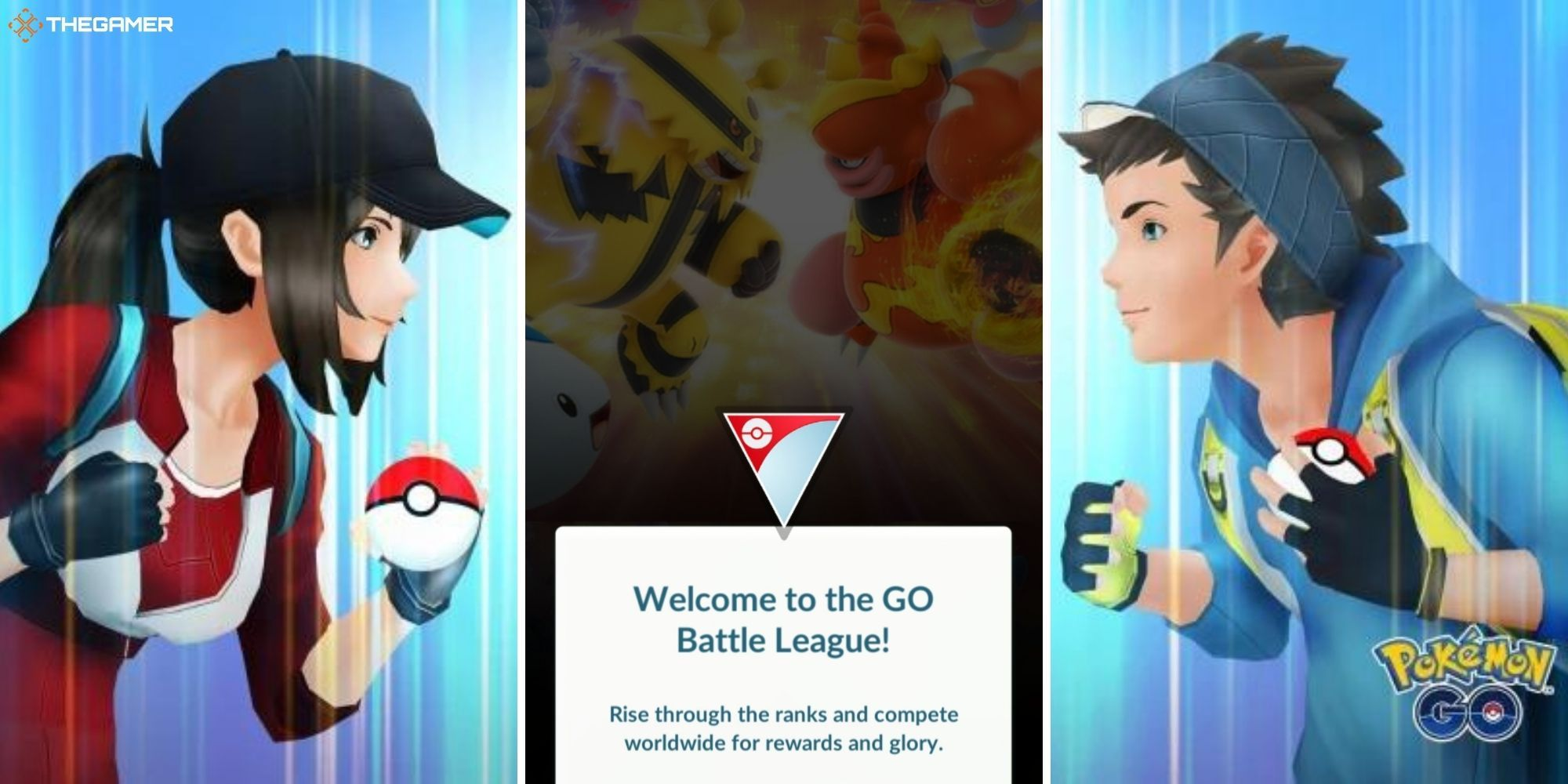 Pokémon GO: una guía para principiantes de la liga de batalla GO