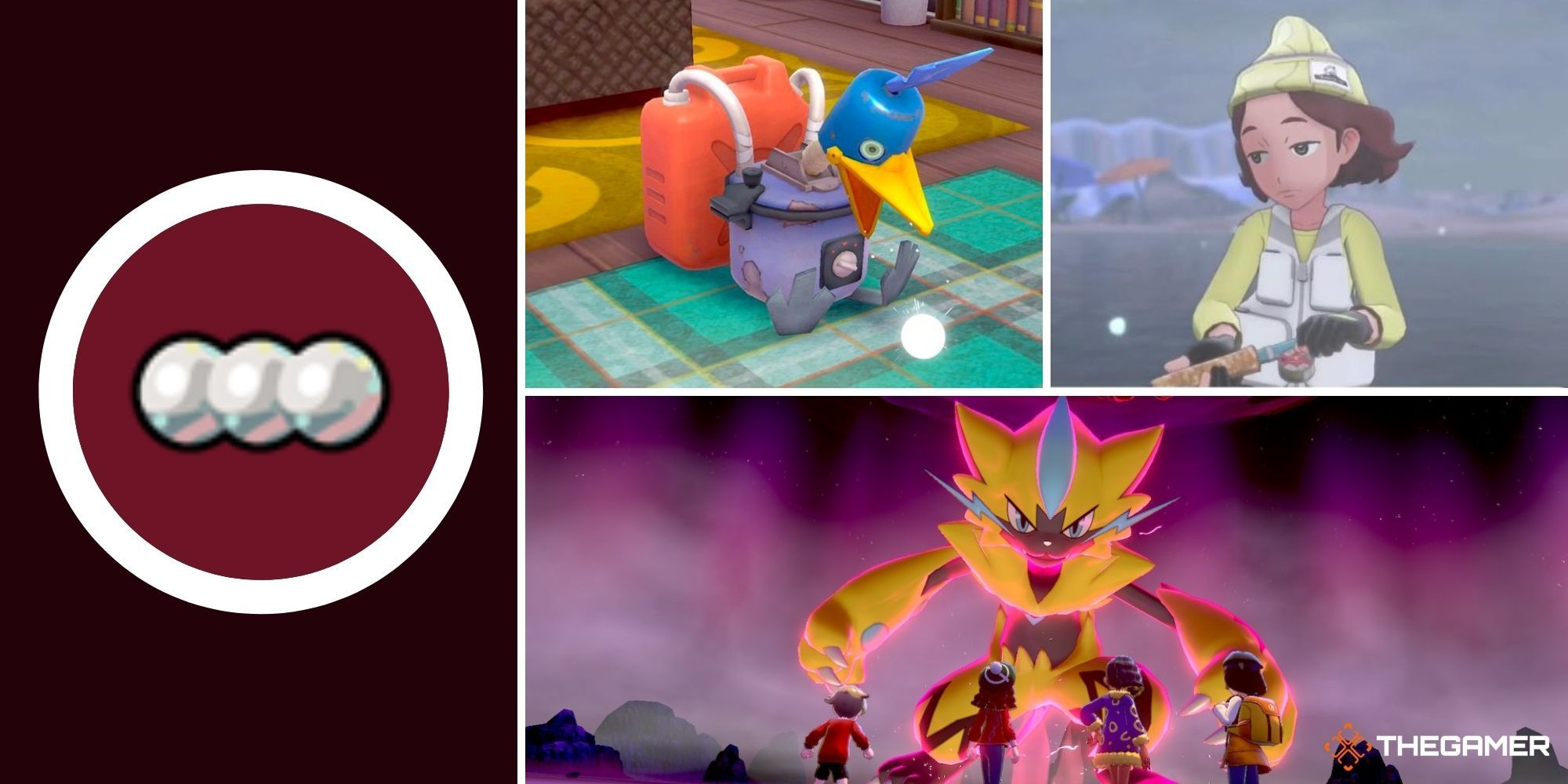 Pokemon Sword and Shield: Cómo cultivar cuerdas de perlas
