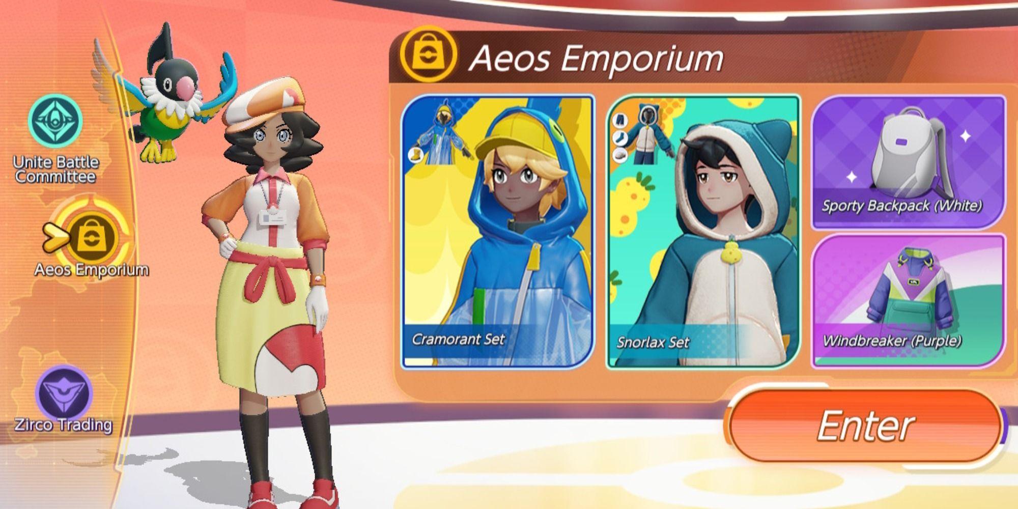 Pokemon Unite: Cómo conseguir entradas Aeos