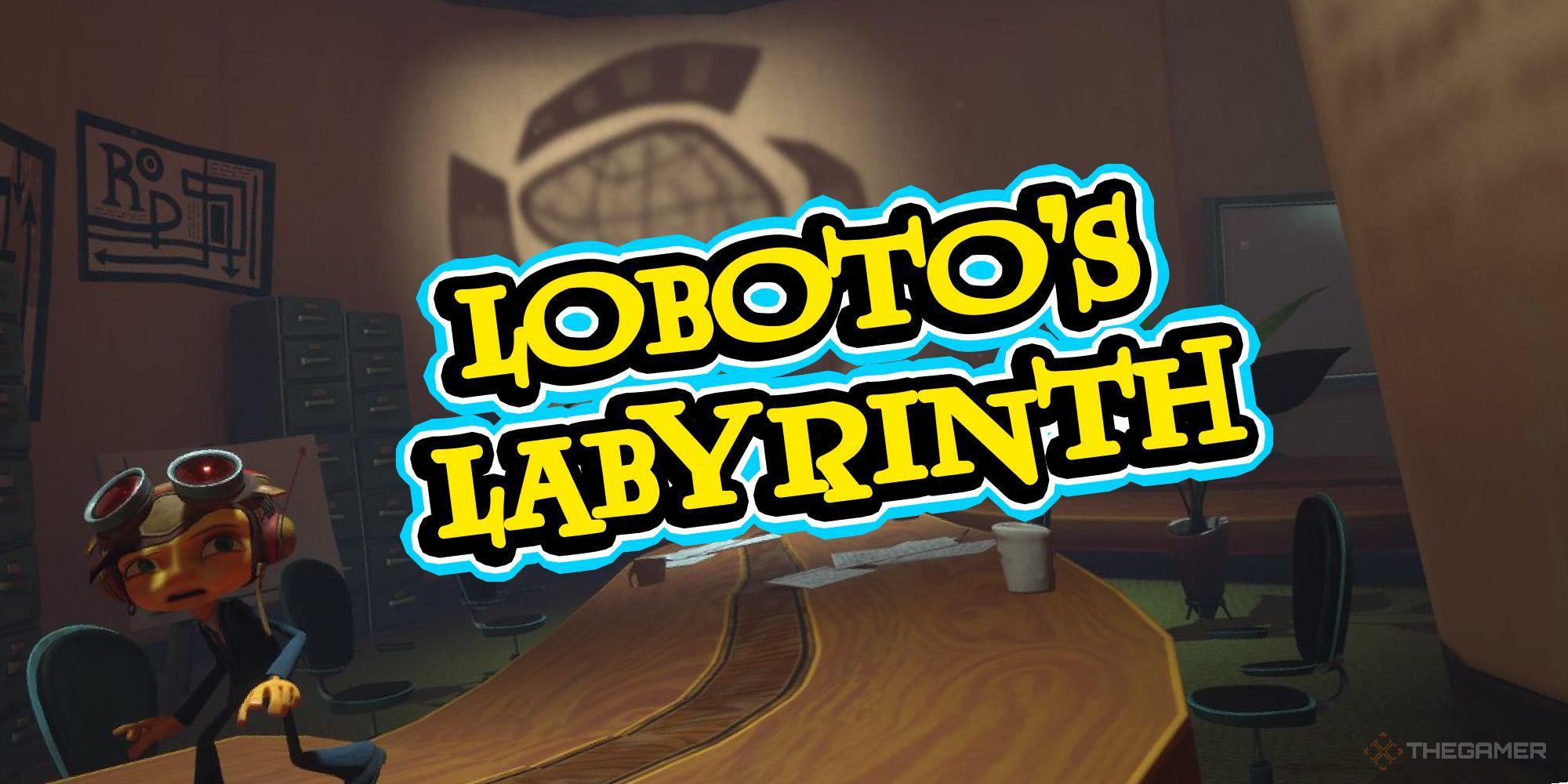 Psychonauts 2 - Coleccionables del Laberinto de Loboto