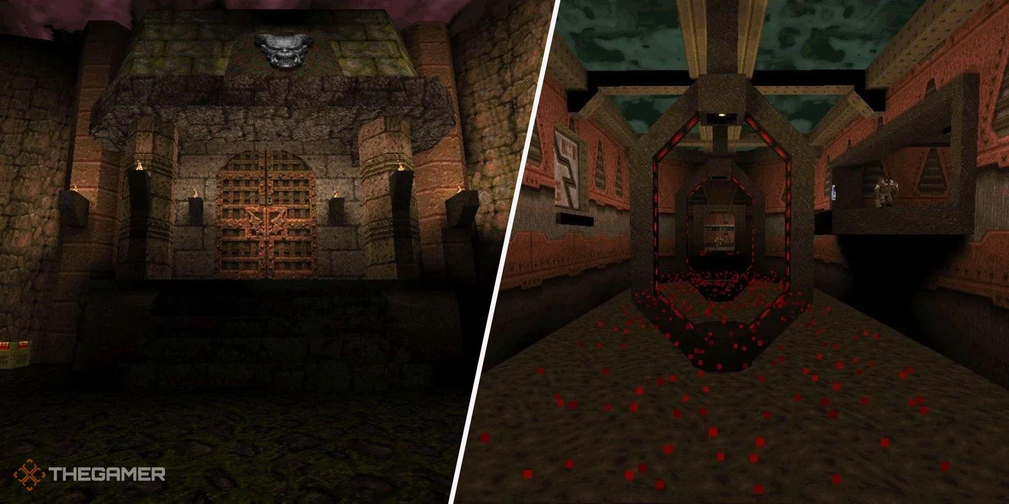 Quake: Cómo encontrar los niveles secretos