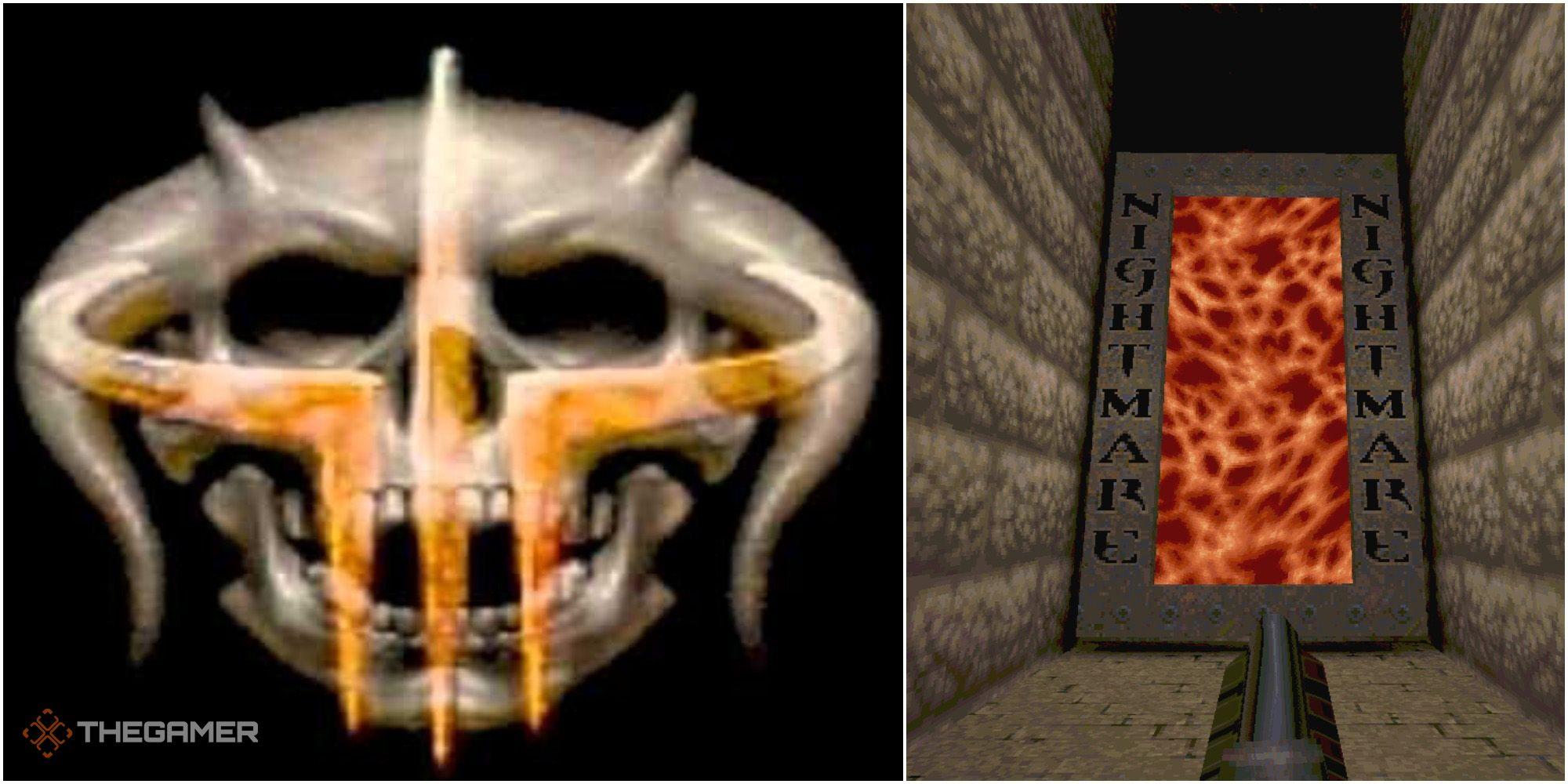 Quake: cómo acceder a la dificultad Nightmare