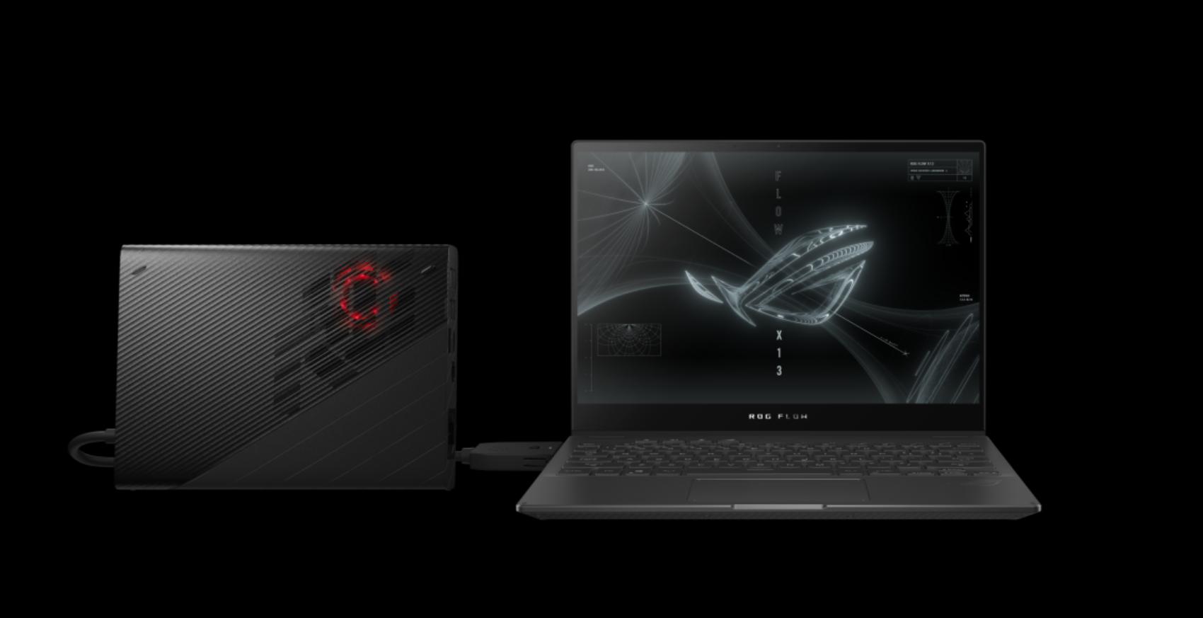 Revisión de ASUS ROG Flow X13: una tableta, una computadora de trabajo y una central eléctrica de trazado de rayos