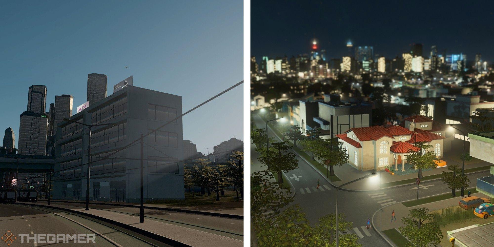 Skylines de ciudades: una guía para principiantes para gestionar el flujo de tráfico