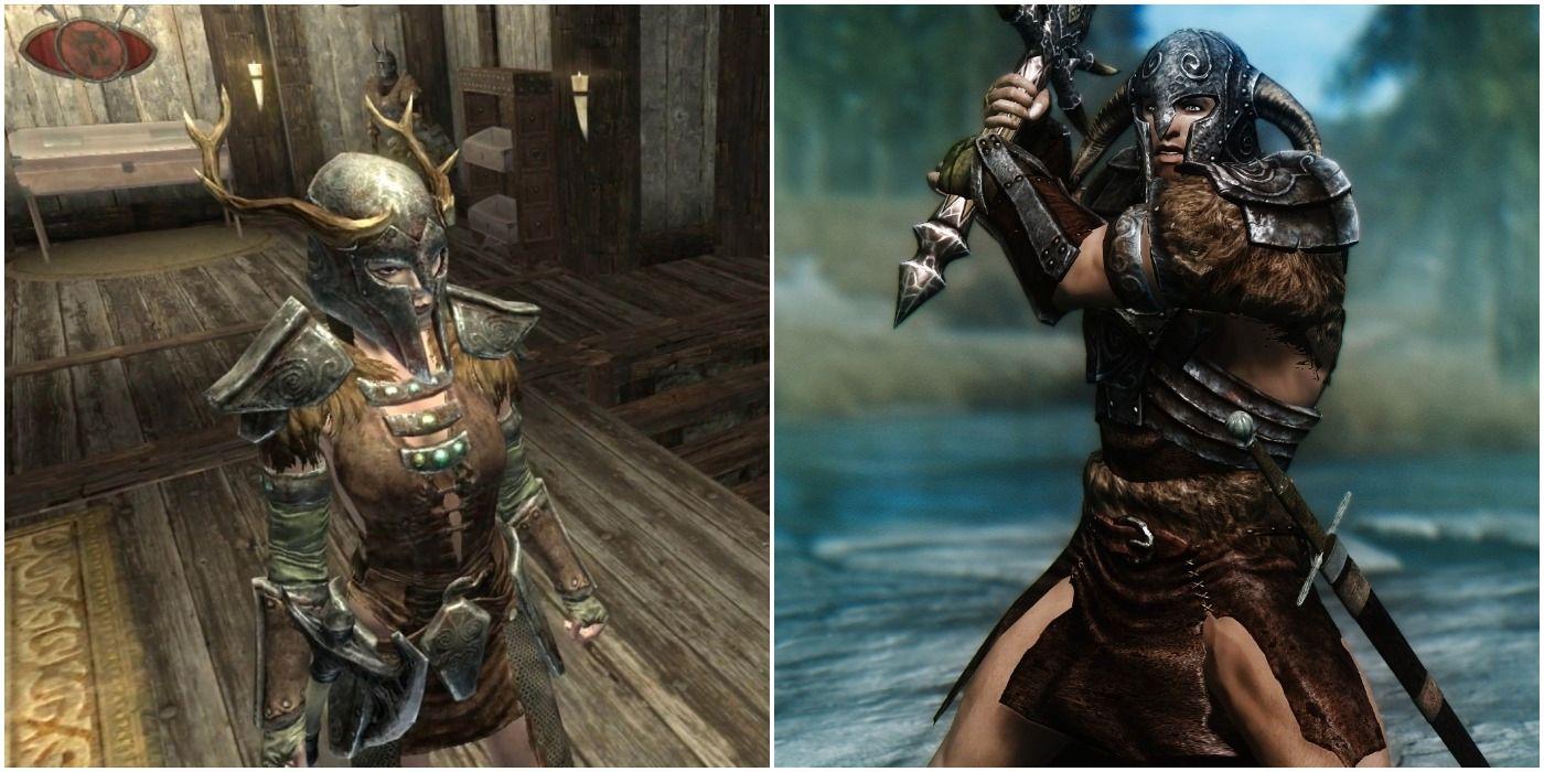 Skyrim: Cómo obtener la armadura antigua nórdica