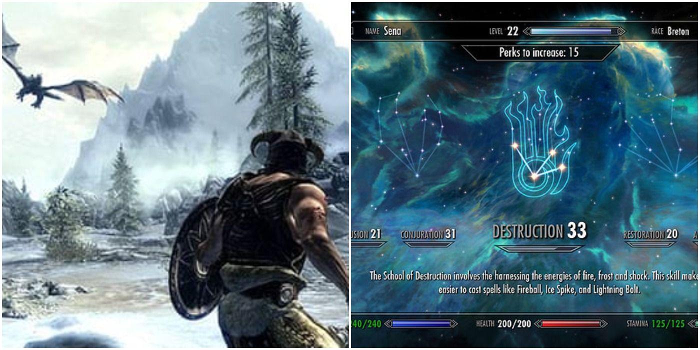 Skyrim: cómo nivelar fácilmente cada habilidad