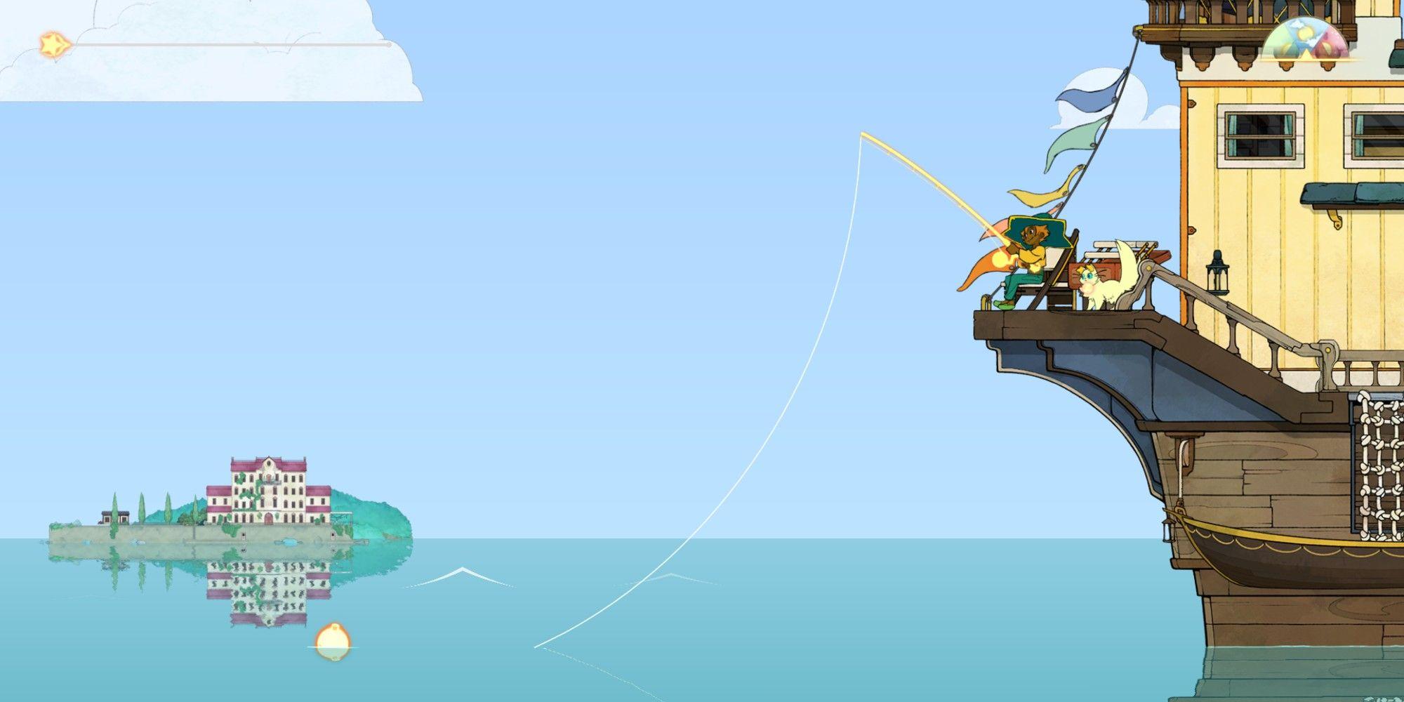 Spiritfarer: guía de pesca completa