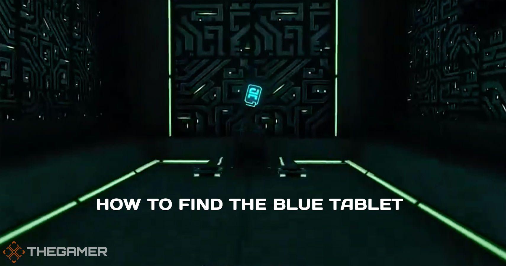 Subnautica: Cómo encontrar la tableta azul