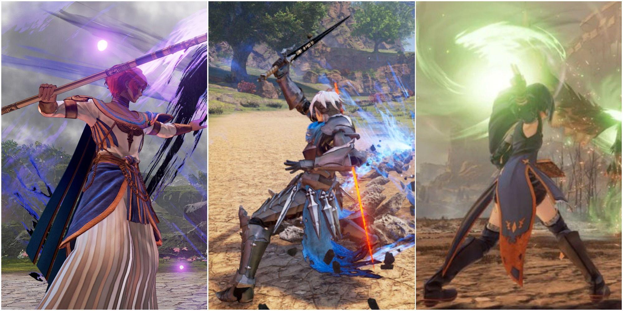 Tales Of Arise: el mejor set de arte para cada personaje