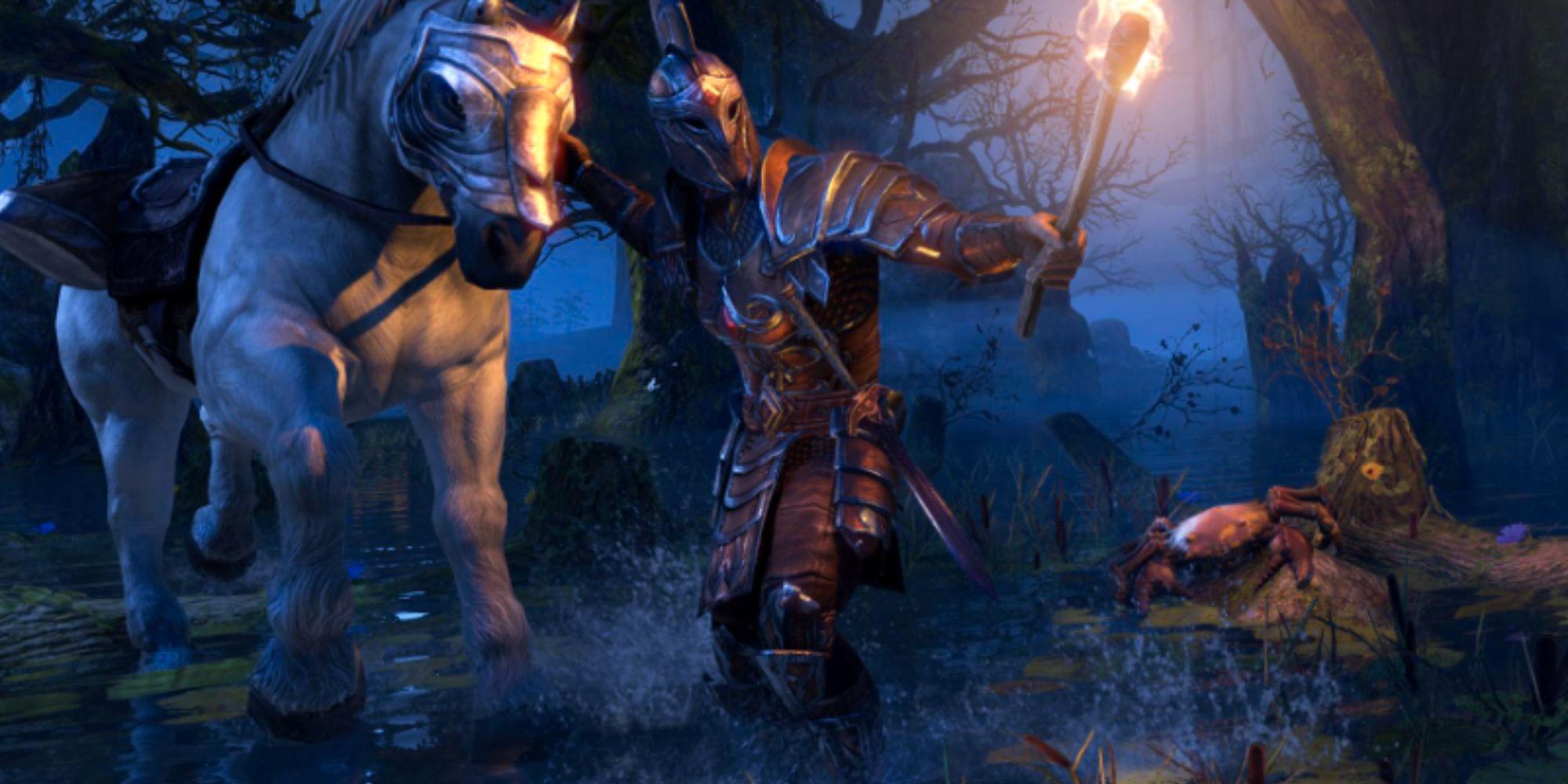 The Elder Scrolls Online Explicación de los clientes potenciales, ubicaciones, recompensas