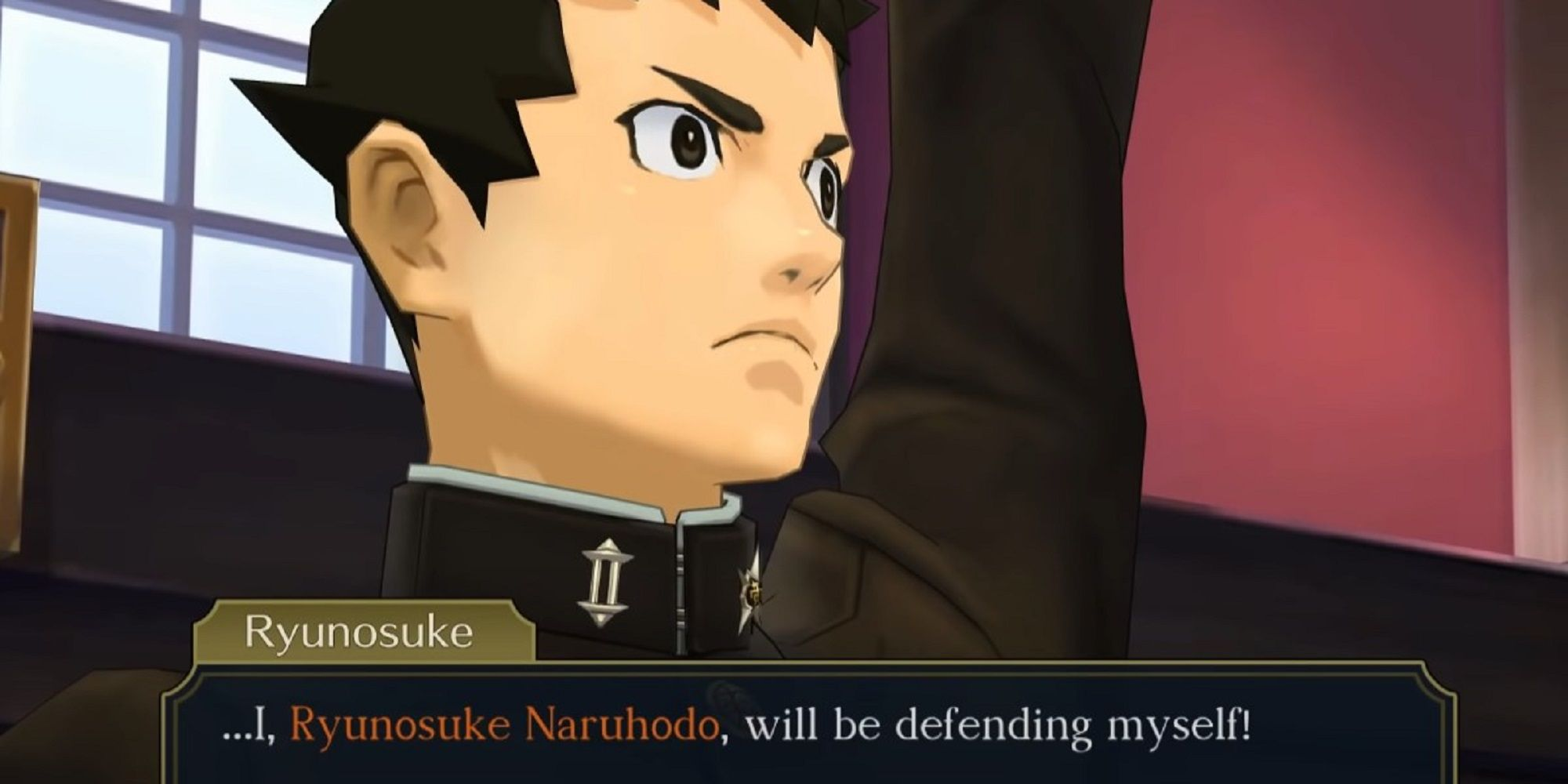 The Great Ace Attorney - Capítulo 1 The Great Departure Tutorial