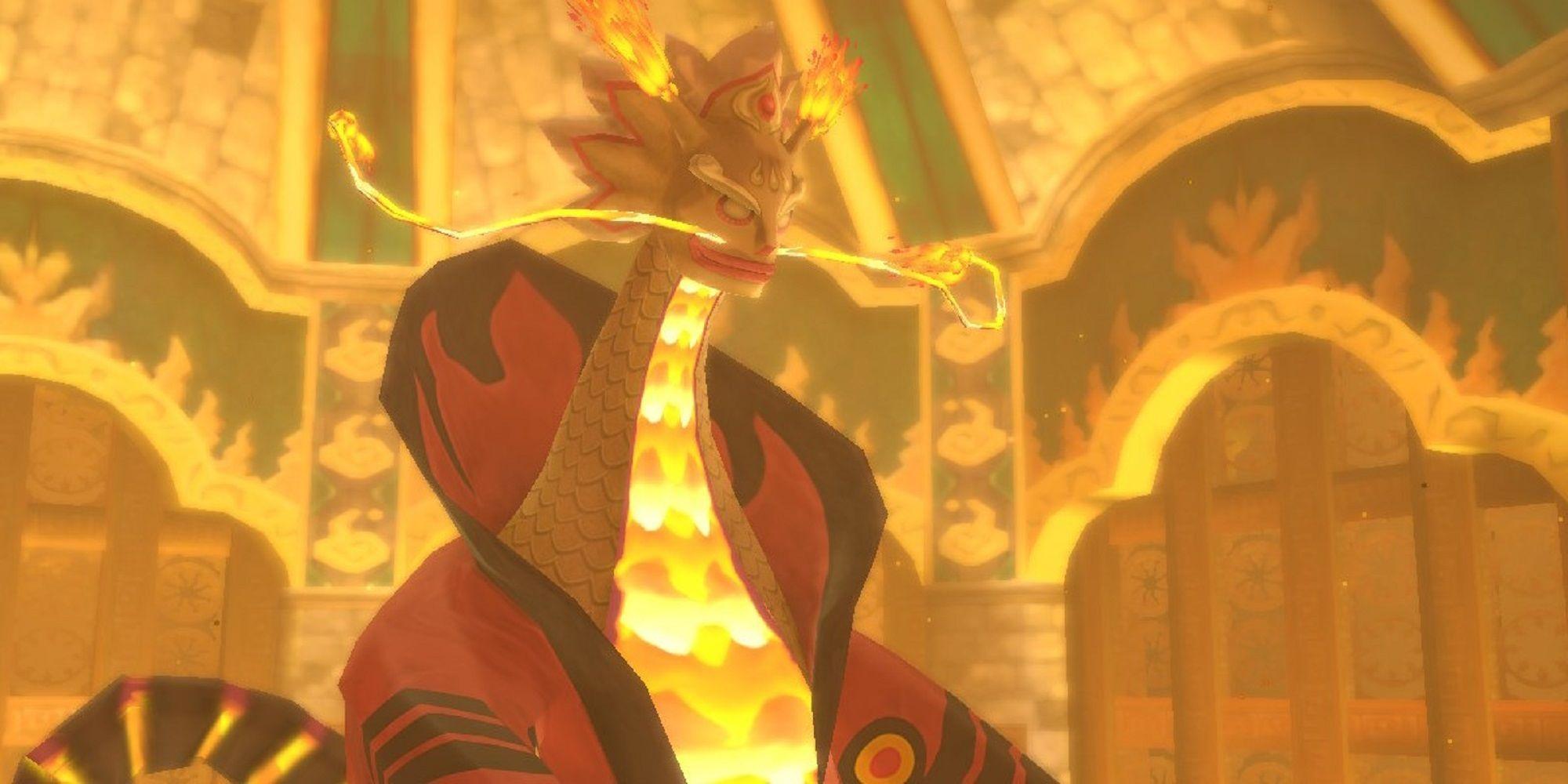 The Legend Of Zelda: Skyward Sword HD - Tutorial de Song Of The Hero, Faron y Eldin