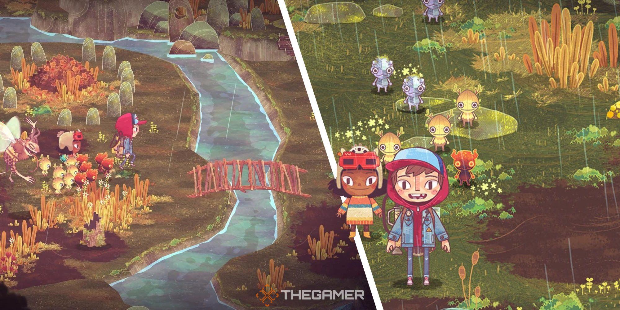 The Wild At Heart: Cómo encontrar a Kirby