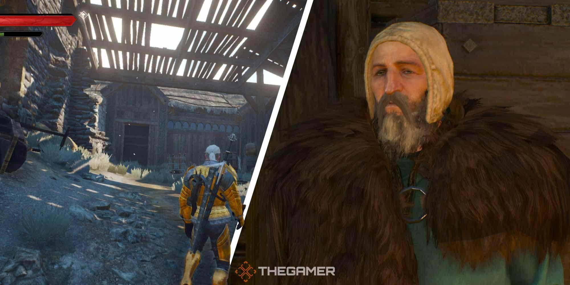 The Witcher 3: Cómo completar el contrato de mineros desaparecidos