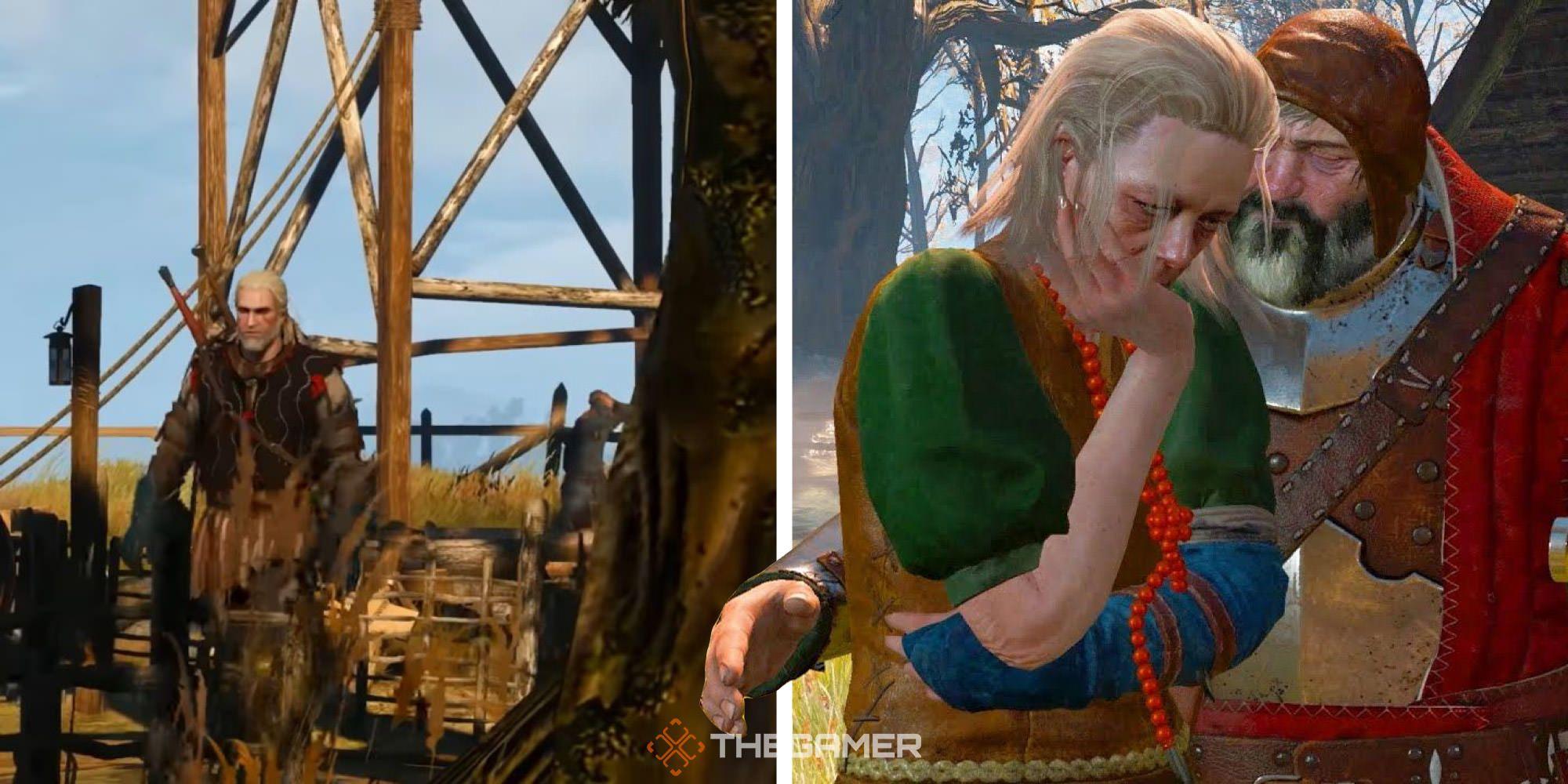 The Witcher 3: Cómo conseguir cada final para el barón