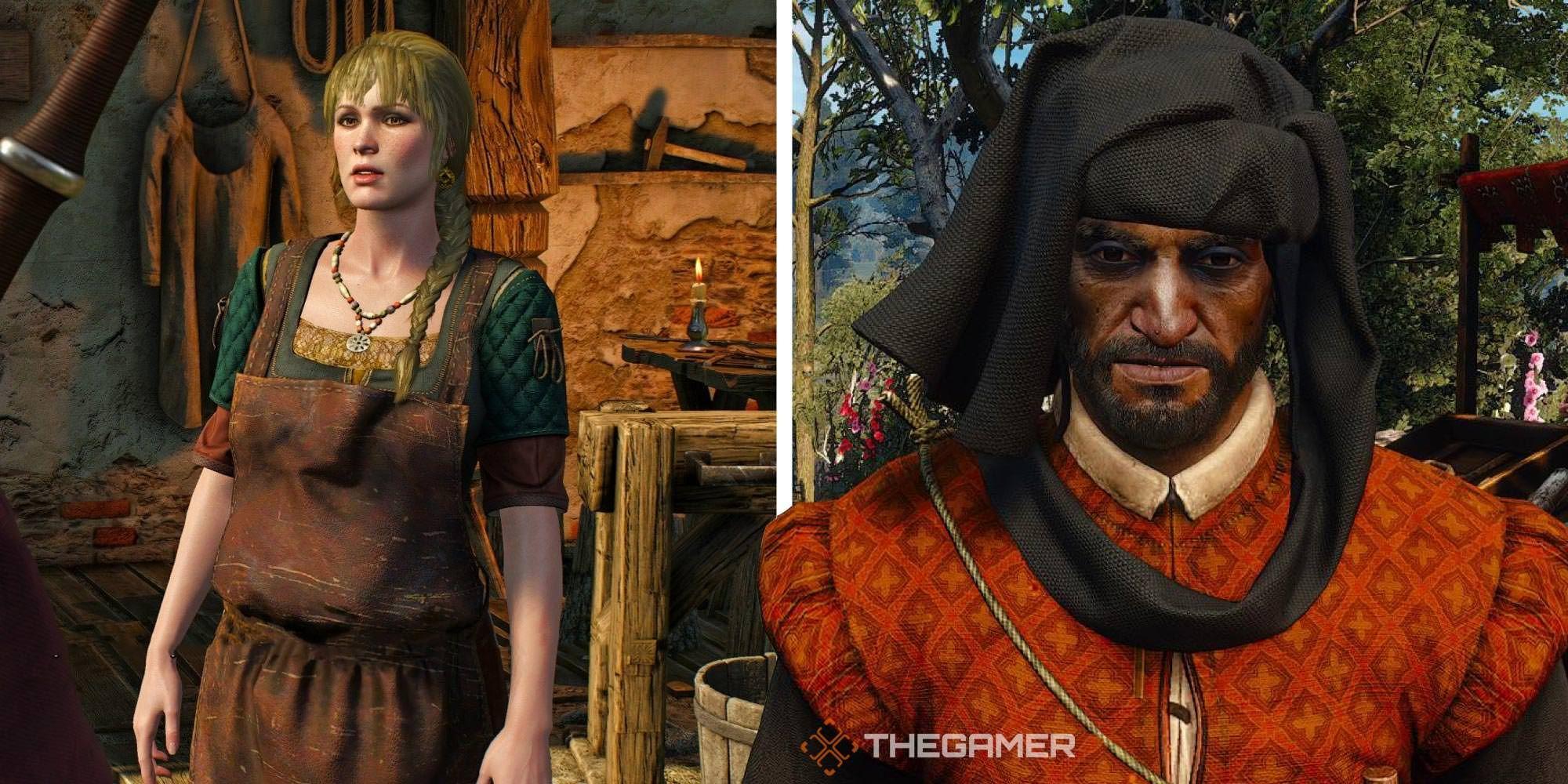 The Witcher 3: Dónde encontrar a los maestros armeros