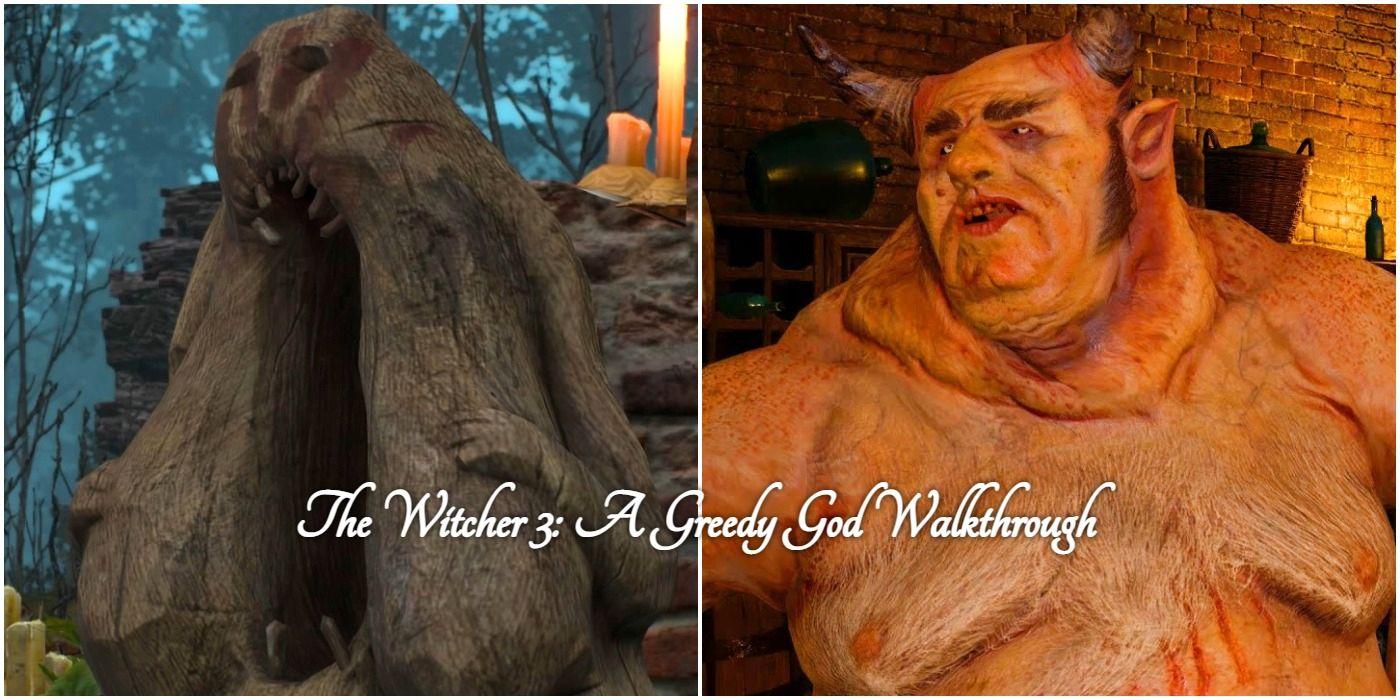 The Witcher 3: Un tutorial de Dios codicioso