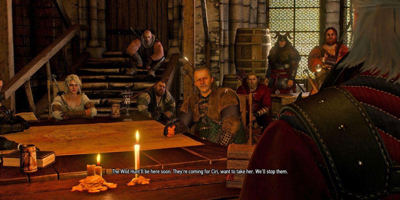 Witcher 3: Cómo conseguir un equipo completo para la batalla de Kaer Morhen